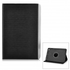 Protective PU Leather Smart Case w/ 2-Mode Stand for IPAD MINI 1 / 2 / 3 - Black