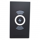 K7 Universal Qi Standard Mobile Wireless Power Charger - Black