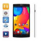 "FineSource G7 Android 4.4 Quad-Core WCDMA Bar Phone w/ 5.5"", 4GB ROM, Wi-Fi, GPS, OTA - White"