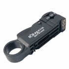 BESTIR  BST-01208 Rotary Coaxial Cable Stripper - Black