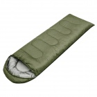 HARLEM A-2 Lightweight Outdoor Camping Autumn Sleeping Bag - Army Green