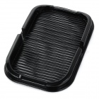 PVC Car Anti-Slip Non-Slip Mat Pad Holder for Cellphone - Black