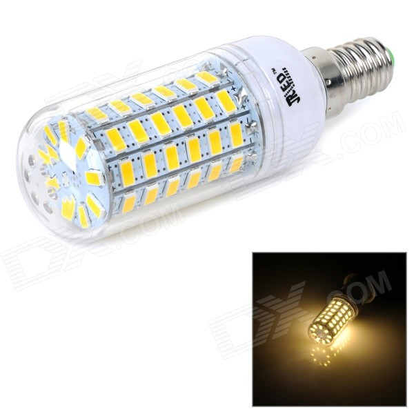 jrled e14 10w 700lm 3300k 5730 smd led warm white light bulb free shipping dealextreme. Black Bedroom Furniture Sets. Home Design Ideas