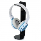Thickened Acrylic Headphone / Headset Hanger Holder Stand - Black