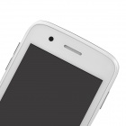 "M-HORSE S52 3.5"" Screen Android 4.4 Single-Core Smart Phone w/ TF, Dual-SIM - White + Silver"