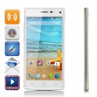 "H930 MTK6592 Octa-Core Android 4.4.2 WCDMA Bar Phone w/ 5.0"" qHD, 8GB ROM, GPS, OTG - White"