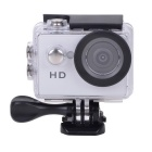 "EOSCN A8 HD Waterproof 2/3"" CMOS 5.0MP Sports Camera - Silver"