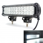 "MZ 12"" 72W 6120lm 6000K Combo White Beam LED Worklight Bar for Truck UTV 4WD Offroad Driving Lamp"