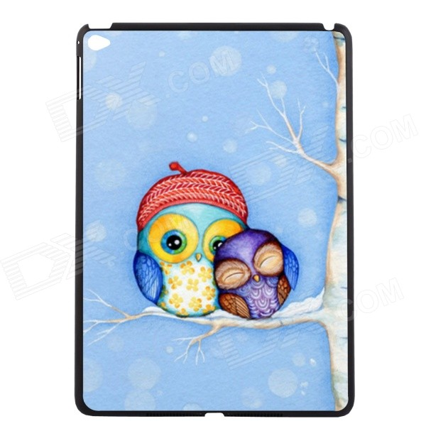 elonbo-u16w129-two-owls-pattern-plastic-hard-back-case-for-ipad-air-2-light-blue-multicolored