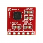 Geeetech ADXL335 Triple Axis Accelerometer Breakout - Red
