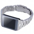 "Aoluguya G2 1,54 ""Touch Smart Watch w / sykemittarit / askelmittari / Bluetooth / 0.3MP kamera - Hopea"