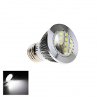 E27 5W 280lm 30-2835 SMD LED Bluish White Light Bulb (AC 220~240V)
