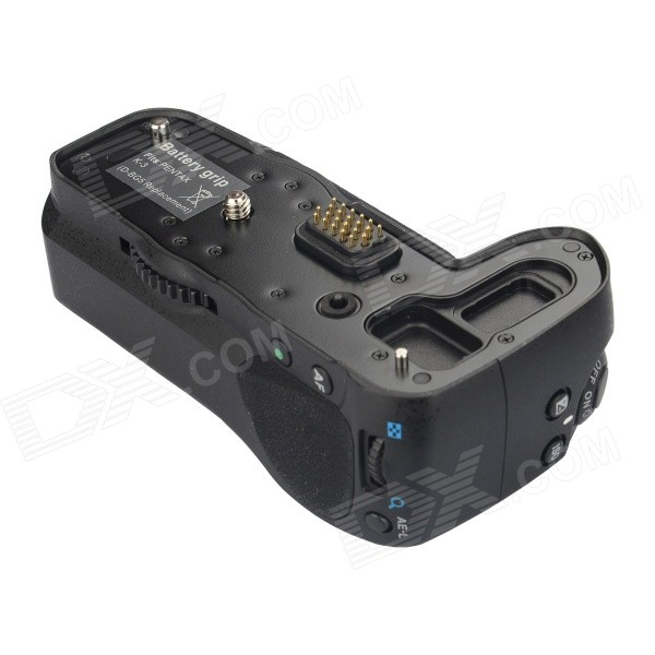 Kingma D-BG5 AA / Lithium Battery Grip for PENTAX K-3 - Black