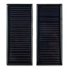 DIY 0.88W 5.5V 160mA Solar Powered Panel - Black (2 PCS)