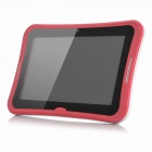 "R70PC 7 "" IPS Android 4.4.2 Dual -Core Tablet PC ж / 4GB ROM, Wi- Fi, TF слот - светло-красный + белый"