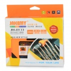 JAKEMY JM-8133 23-in-1 DIY Screwdrivers Repair Tools Set - Orange + Silver