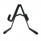 DEDO MA-25 Convenient Folding A Type Violin Stand - Black + Silvery White