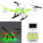 HD 4-CH Aerial R/C Quadcopter w/ 5.8G Real-time Video Transmission / 360 Flip Fiight / 300KP Camera