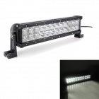 MZ 72W 6120LM 6000K LED White Food + Spot Beam Worklight Off-road Lamp 4WD UTV Driving Light w/ Lens