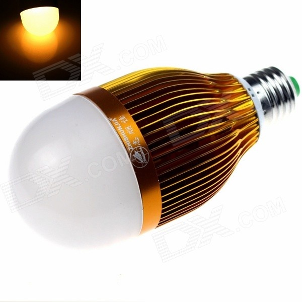 ZHISHUNJIA E27 18W 1400lm 3000K 36*5630 SMD LED Warm White Light Bulb