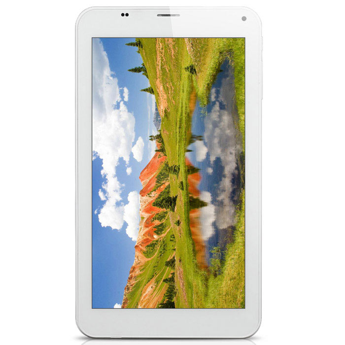 CUBE TALK 7XC8 7 IPS Octa-Core Android 4.4 Tablet PC w/ 1GB RAM, 8GB ROM, 3G, Bluetooth, GPS, TF cube talk 7xc8 7 ips octa core android 4 4 tablet pc w 1gb ram 8gb rom 3g bluetooth gps tf