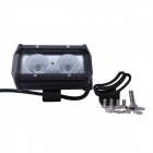 GULEEK 20W Type/C 1500lm 2-LED Flood Beam Working Light for Car / Boat