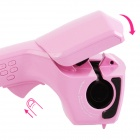 Fully Automatic LCD 30W 3-Mode Hair Curler - Pink (100~240V)