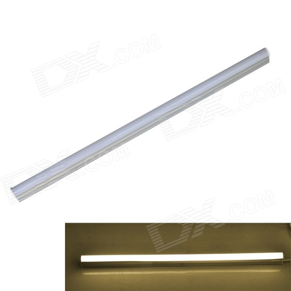 JIAWEN T5 9W 720lm 48-SMD 2835 LED Warm White Tube Lights (6PCS)