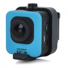 "SJCAM M10 1.5"" LCD 2/3"" CMOS 12MP 1080P Wide Angle Sports Camera w/ TF, Mini HDMI - Blue + Black"