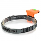 3-LED Sensing Cap Light Headlamp for Hunting / Fishing