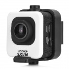 "SJCAM M10 1.5"" LCD 2/3"" CMOS 12MP 1080P Wide Angle Sports Camera w/ TF, Mini HDMI - White + Black"