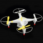 Cheerson CX-30W 2.4GHz 4-CH R/C Quadcopter w/ Gyroscope / 3D Tumble - Yellow + White