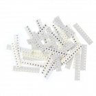 DIY 0805 SMD Resistors Set - White (36 x 10PCS)