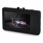 "T162 2.7"" TFT Display 3.0MP 1080P FHD CMOS 170' Wide Angle Car DVR Camcorder - Black"