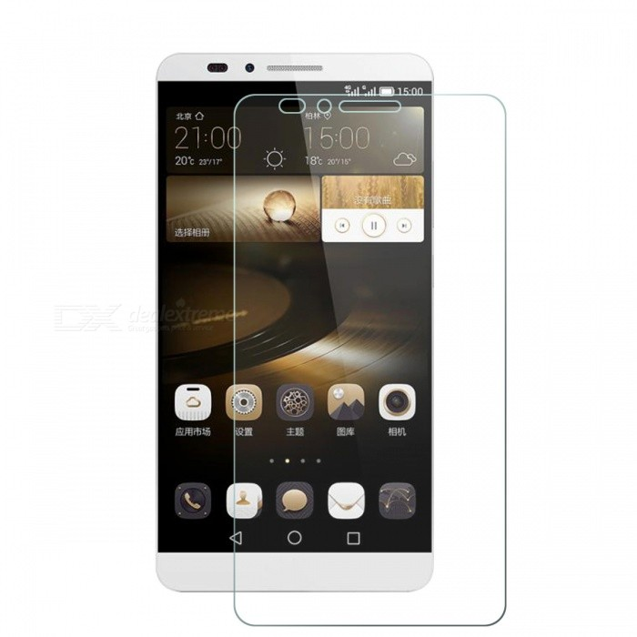 Mr.northjoe 0.3mm 2.5D 9H Tempered Glass Film Screen Protector for Huawei Mate 7
