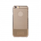 "USAMS Electroplating Plastic Back Cover Case for IPHONE 6 Plus 5.5"" - Golden"