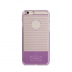 "USAMS Electroplating Plastic Back Cover Case for IPHONE 6 Plus 5.5"" - Purple"