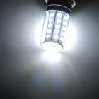 E27 15W Cold White 7500K 1000lm 48-SMD LED Corn Light (AC 220-240V)