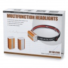 HY-901 100lm 2-Mode White Light 6-LED Headlight Headlamp