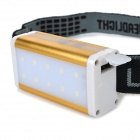 HY-902 100lm 2-Mode White Light 10-LED Headlight Headlamp