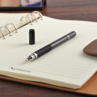 Multi-Function Stylus + Hand Writing Ball Pen for IPAD / IPHONE -Black