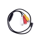 700TVL 1280 x 960 resoluutio CMOS mini HD kamera FPV DIY