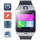 "Aoluguya HW29 GSM Smart Watch Phone w / 1.5"" scherm, vierling-band, 0.3MP Camera, NFC, anti-kwijt - zwart"