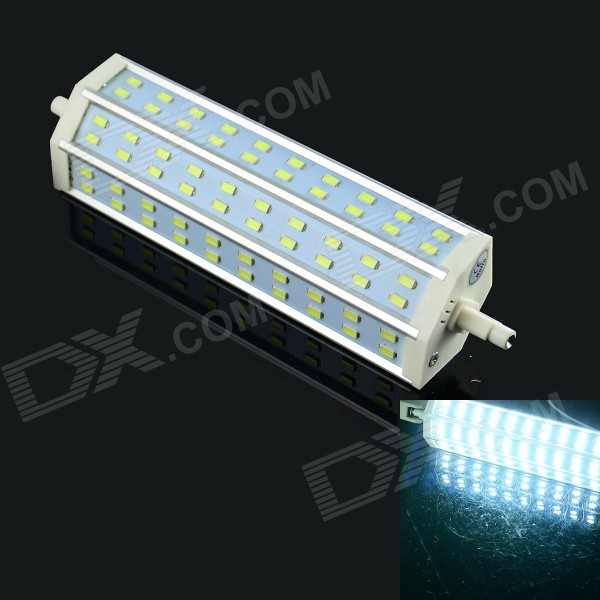 HZLED R7S 16W 1280lm 5730 SMD LED ampoule bluish blanche - blanc (85 ~ 265V)