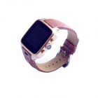 "Android 4.2.2 Dual Core 3G Smart Watch Phone w/ BT, 1.54"" TFT Capacitive Touch Screen - Golden"