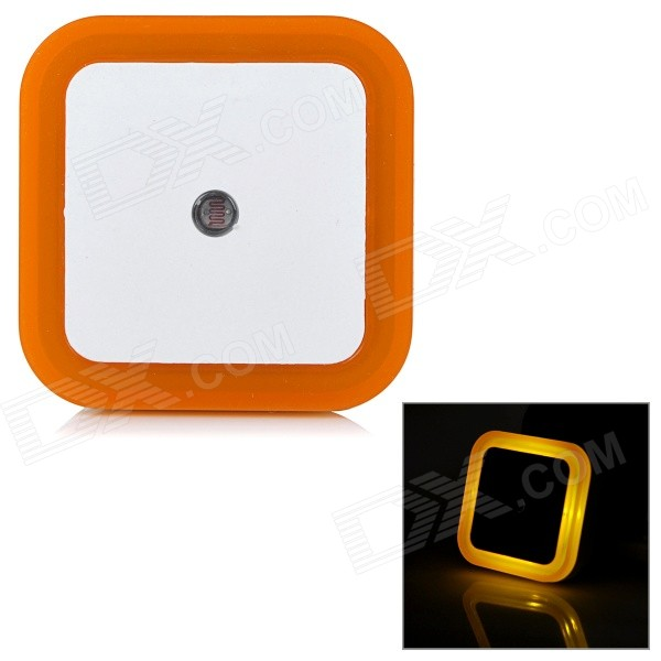 MLSLED MLX-Y-FH 0.5W 40lm Light Control Square Nightlight (US Plugs)