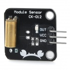 DIY Angle Sensor Ball Tilt Switch Module for Arduino - Black + White