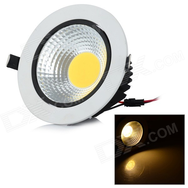 XZD-TDC110 10W 797.1lm 3000K COB LED Warm White Light Ceiling Lamp