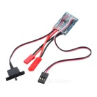 Two-Way Brushed Electronic Speed Controller w/ Brake - Multicolored