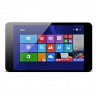 "Cube iwork7 7"" IPS Windows 8 Quad-Core Tablet PC w/ 32GB ROM, 2G RAM, Wi-Fi - Black + White"